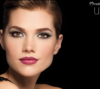Natura presenta el make up de las pasarelas en Bafweek