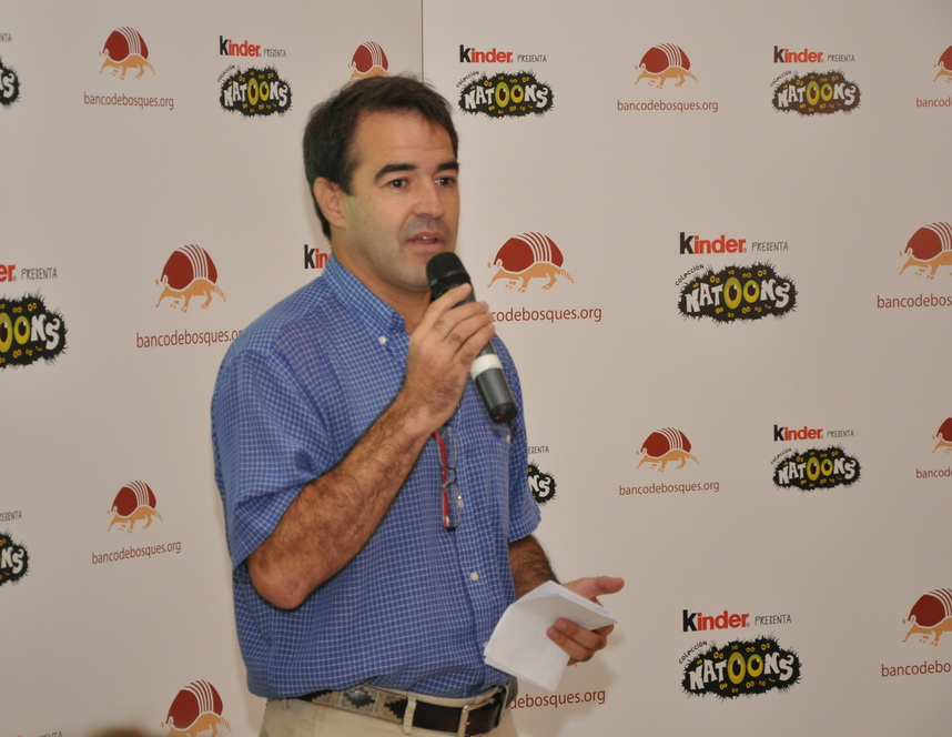 Emiliano Ezcurra, Director Ejecutivo de Banco de Bosques.